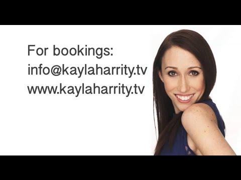 Kayla Harrity Hosting Reel