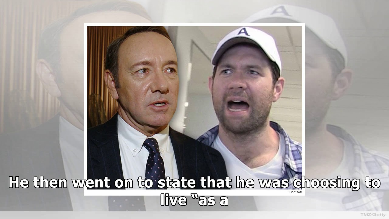 Download Billy eichner: kevin spacey chose 'a bad time to come out'