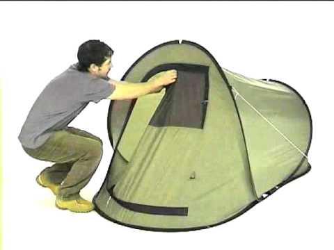 sc 1 st  YouTube & How to erect the Gelert Quick Pitch SS Pop Up Tent - YouTube