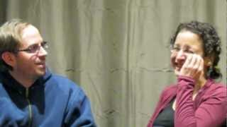 Nastaran Ahmadi Interview