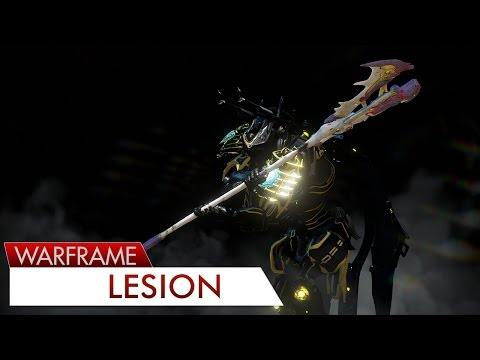 Warframe: Lesion The Toxic Tipedo