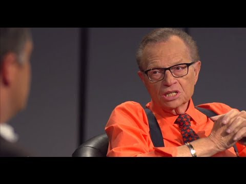 The Legend, Larry King - Interviews & Real Political Thoughts