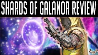 Destiny 2 Forsaken: Shards Of Galanor Review and breakdown