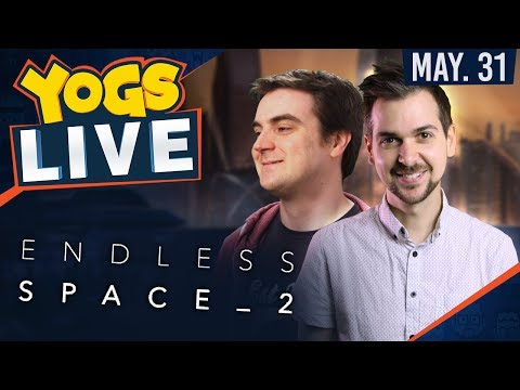 ENDLESS SPACE 2 - Lewis & Ben Save The World - 31st May 2017