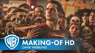 BATMAN V SUPERMAN: DAWN OF JUSTICE - Making Of Deutsch HD German