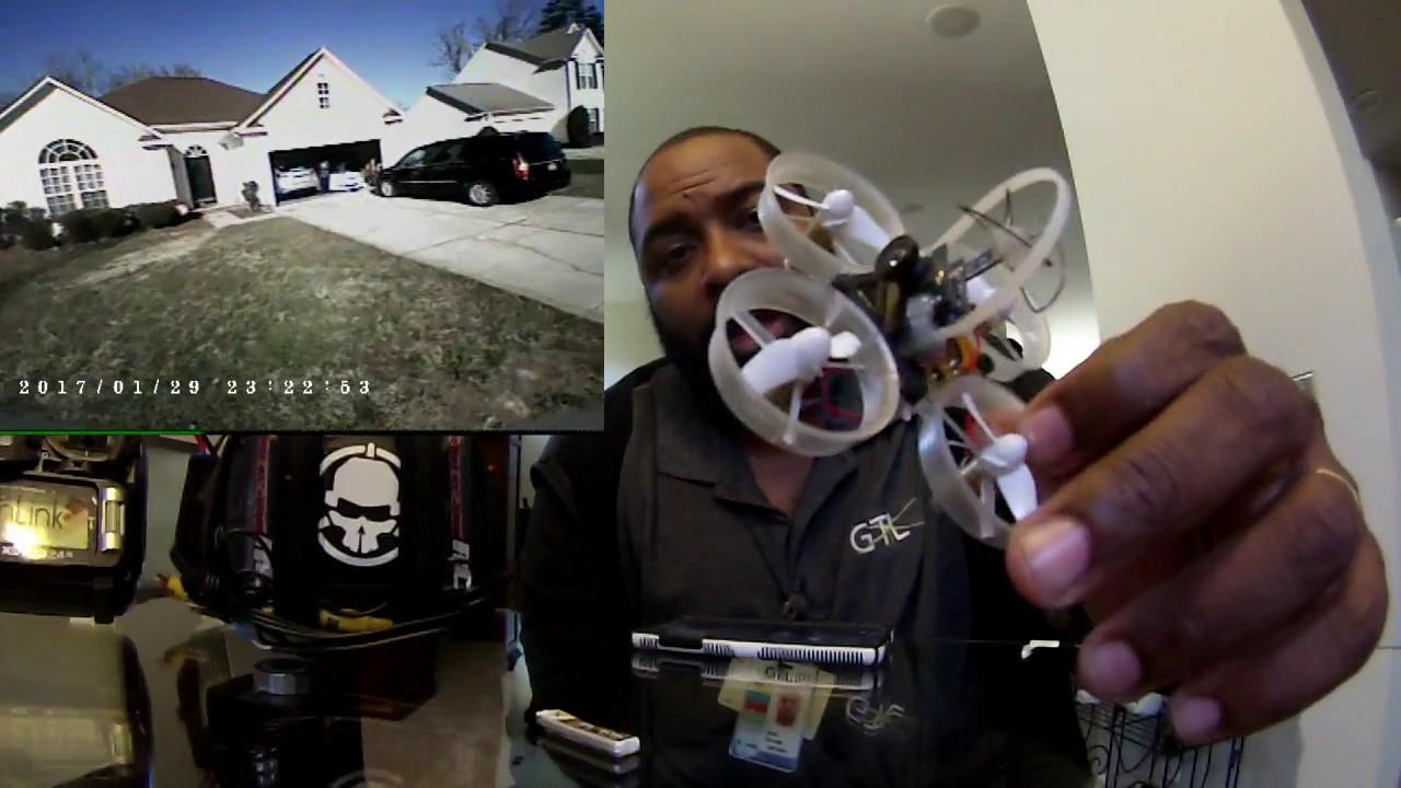 Newbeedrones gold edtion motors beebrain tiny whoop for Lumenier tiny whoop motors