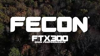 Fecon FTX300 Tracked Mulching Tractor