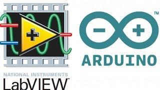 Подключение библиотеки в LabVIEW для работы с Arduino