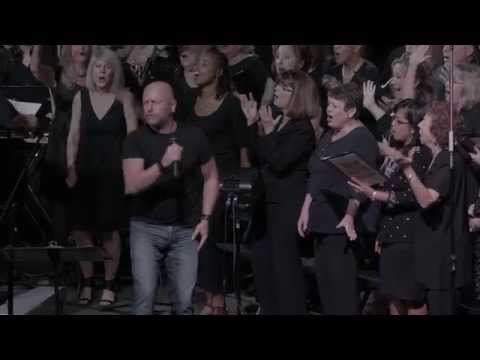 """End of the Beginning""- Marshall McLuhan & The North Ridge Community Choir and Orchestra"