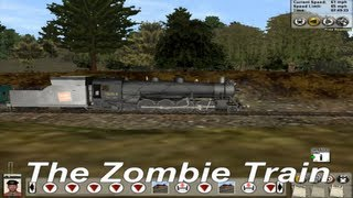 The Zombie Train (Ep. 036: World Tour)