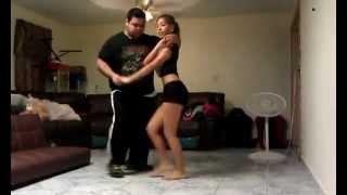 Original Amairani y Yo bailando de vueltas!
