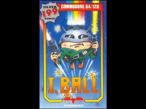 C64 music : I Ball by Rob Hubbard