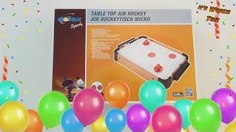 Air Hockey Tisch Micro Spielzeit Folge 005