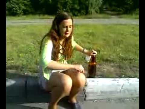 Russian Nude girls drunk