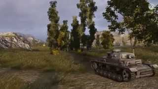 World of Tanks: about update 9.0