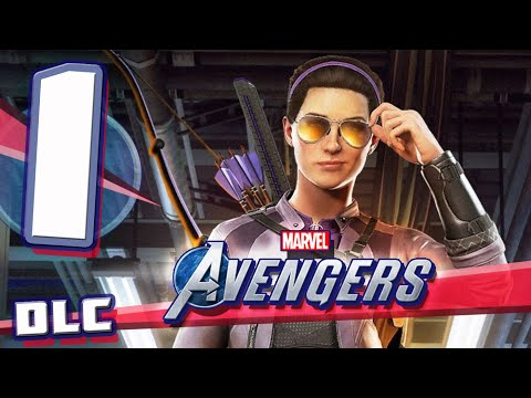 marvel-avengers-dlc-kate-bishop-story-part-1-taking-aim-(ps5)-gameplay