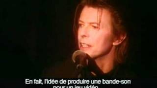 Itw David Bowie - Omikron