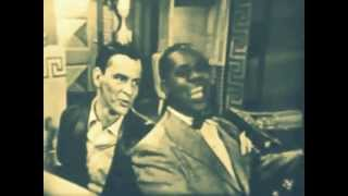 Louis Armstrong & Frank Sinatra - Lonesome Man Blues