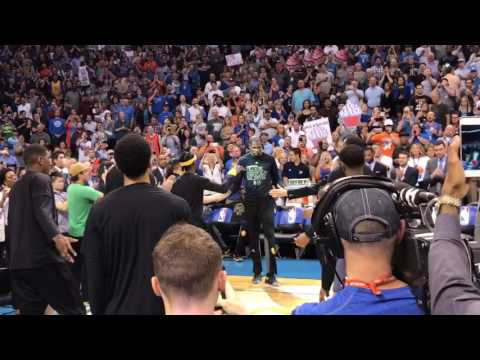Kevin Durant Introduction In Oklahoma City
