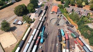 Stoomtrein Beekbergen, Veluwsche Stoomtrein Maatschappij (VSM)