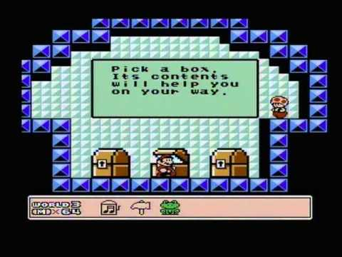 Let's Play Super Mario Bros 3 (Dutch) Part 3 World 3 Water Land