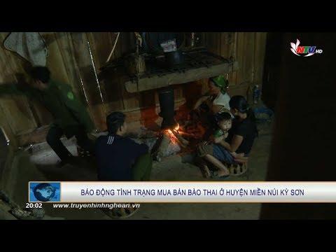 Báo động tình trạng mua bán bào thai ở huyện miền núi Kỳ Sơn