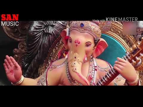 Payal Naman - Ganesh Chaturthi 2017 (Reedited Song) - SAN MUSIC
