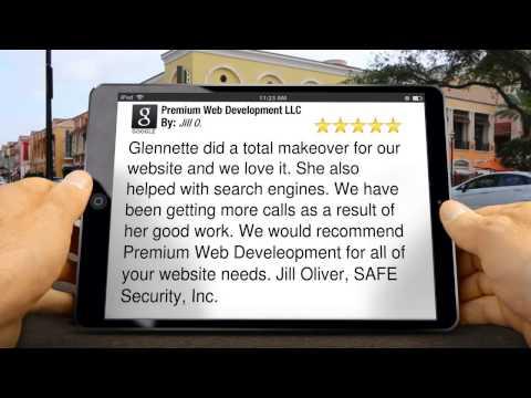 Premium Web Development LLC Albany Terrific 5 Star Review by Jill O