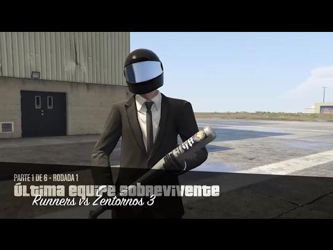 GTA V Online Não Adianta se Esconder UES No Place to Hide