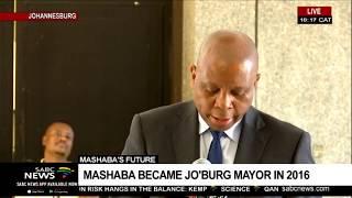 BREAKING: Herman Mashaba resigns