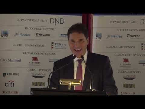 2018 New York Maritime Forum - Luncheon Keynote