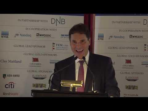 2018 New York Maritime Forum - Luncheon Keynote