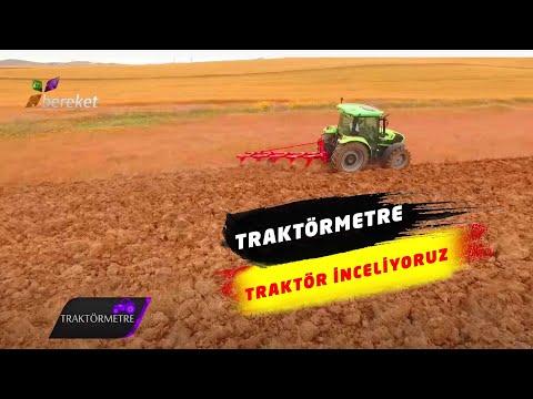 Traktörmetre - Deutz - Fahr 5120c İnceleme