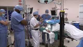 Lung Procedure Cleans Airways for Easy Breathing