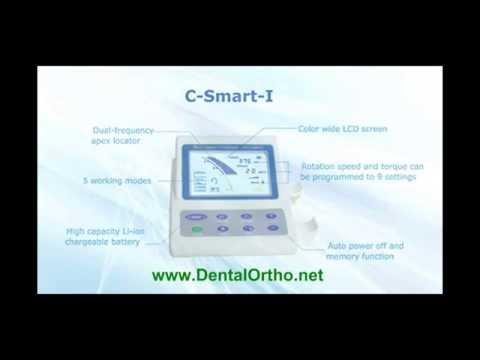 2in1 Dental Endodontic Root Canal Treatment & Apex Locator Switzerland Electro-motor