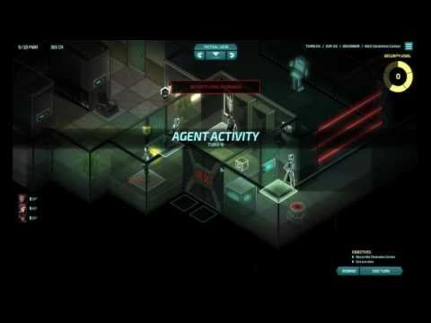 Let's Play Invisible Inc. Part 5