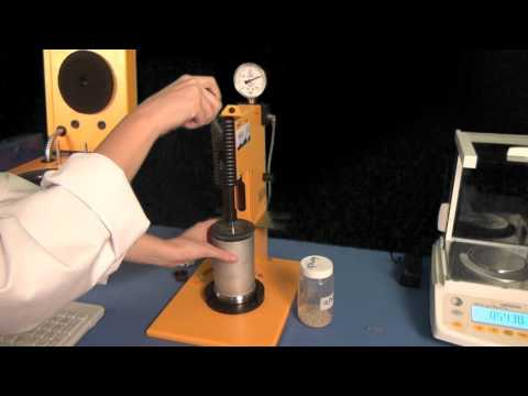 Performing a Calibration with Benzoic Acid Tablets