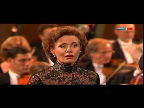 Waltraud Meier- Mahler: Third Symphony : 4th movement. Paavo Jarvi HROrchester [sent 4 times]
