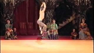 Stuttgarter Ballett Marijn rademaker in der Sklave, Sleeping Beauty