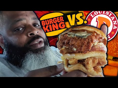 Burger King Spicy