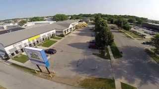 Aerial view of Big Ten Rentals: Drone/Quadcopter Rental