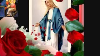 السلام لك يا مريم