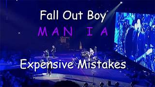 Fall Out Boy - Wilson (Expensive Mistakes) | (Live) Español