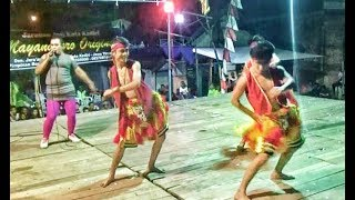 GANONGAN & DAGELAN (feat VEGA)---Laskar Gedang Emas Mayangkoro Original--Live Tempuran Jombang