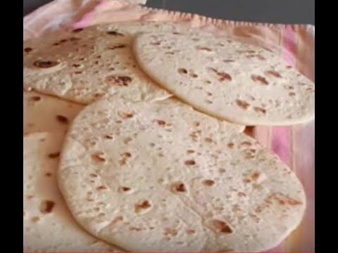 recette-de-pain-à-tortilla-super-facile