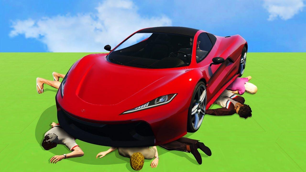 Slogoman Cars Vs Runners
