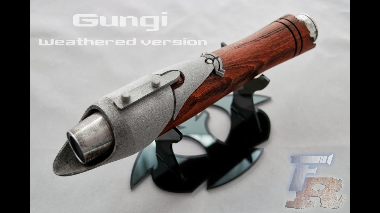 Gungi Weathered Version A Crystal Shard 1 0 Saber Youtube Around 20 bby, wookiee jedi initiate gungi created his own lightsaber aboard the crucible, under the assistance of professor huyang. gungi weathered version a crystal shard 1 0 saber