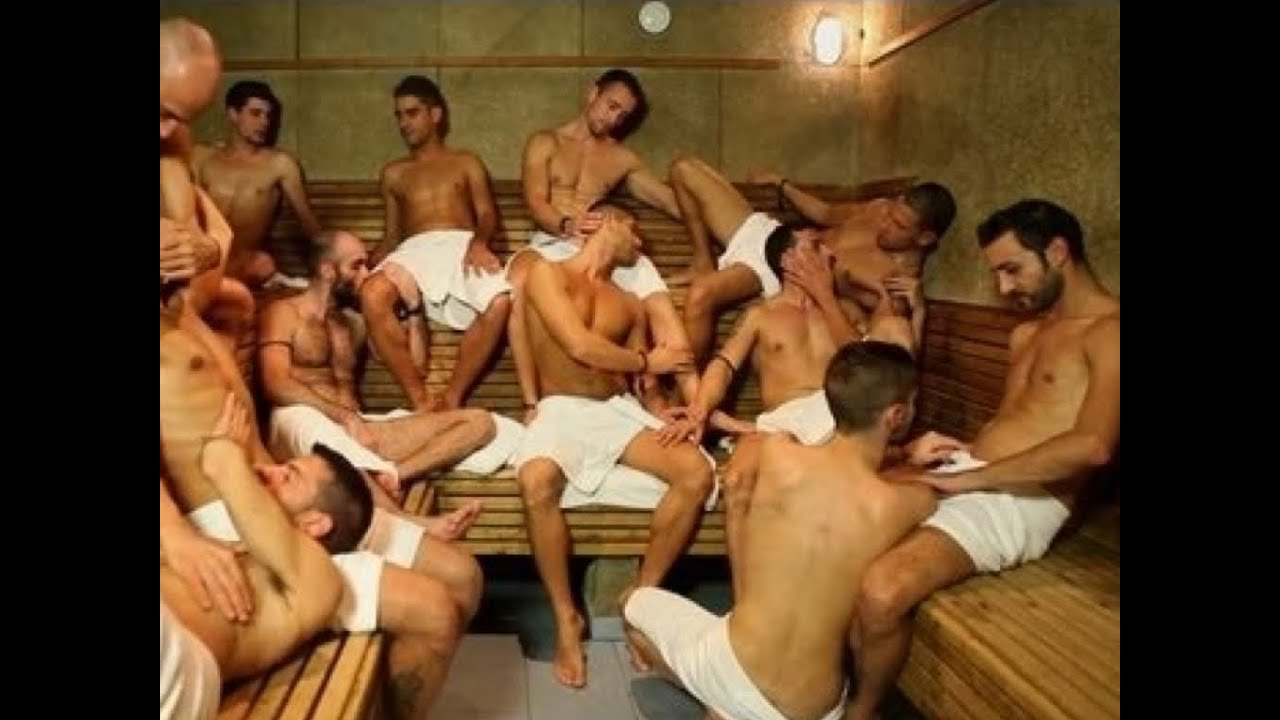 Naked Gay Boys In A Sauna  Gay Fetish Xxx-6544