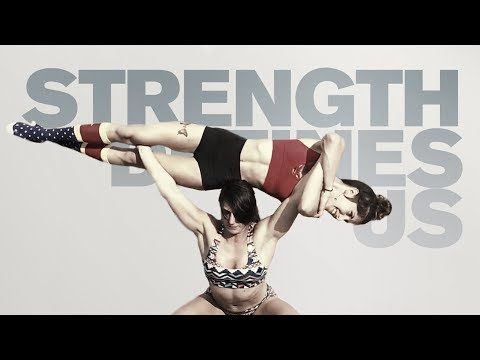 People Are Awesome!  See these Athletes Inspired by Strength!