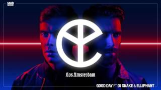 Yellow Claw DJ Snake Good Day Feat Elliphant ACAPELLA FREE DOWNLOAD